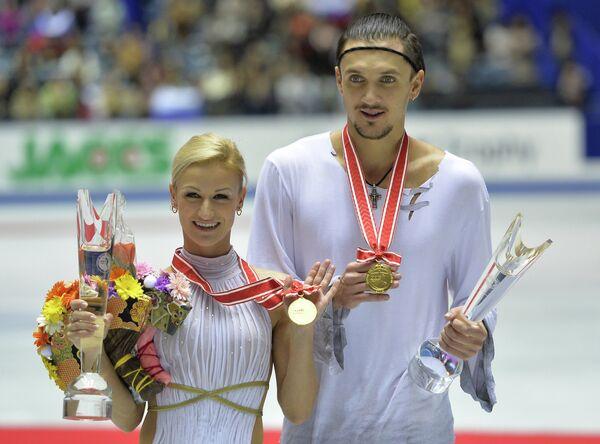 Татьяна Волосожар и Максим Траньков (Россия)