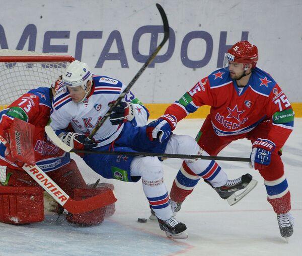 Илья Проскуряков, Алексей Поникаровский и Станислав Егоршев (слева направо)