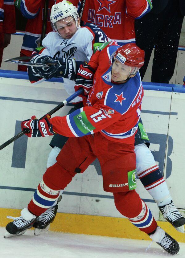 Андрей Плеханов (слева) и Иван Непряев