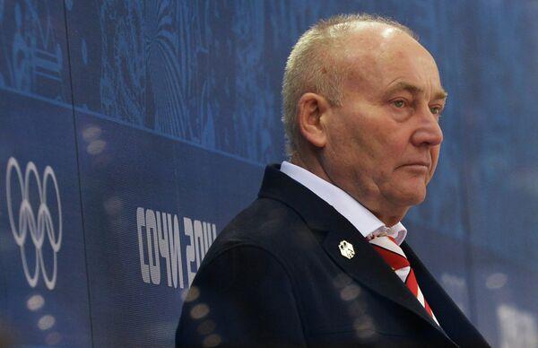 Главный тренер женской сборной Германии по хоккею Петер Катан