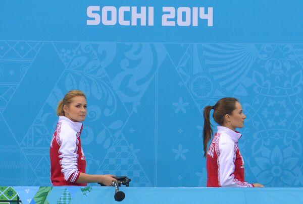 Маргарита Фомина и Анна Сидорова (слева направо)