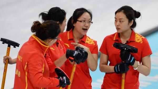 Женская сборная Китая по керлингу