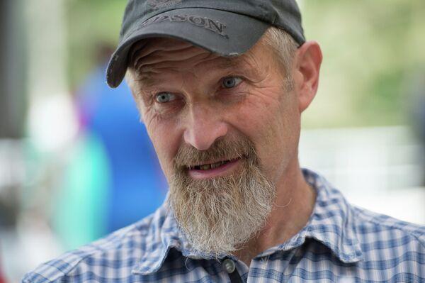 Главный тренер сборной России по санному спорту Вальтер Плайкнер