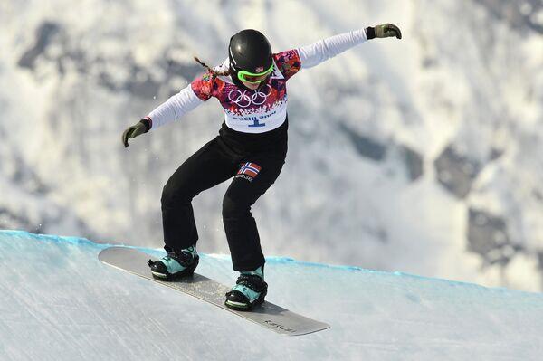Хелене Олафсен (Норвегия)