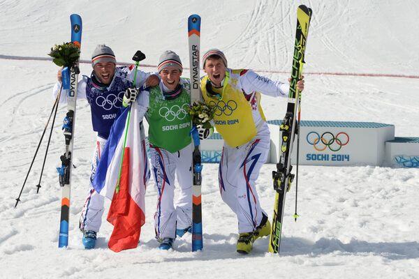 Олимпиада 2014. Фристайл. Мужчины. Ски-кросс