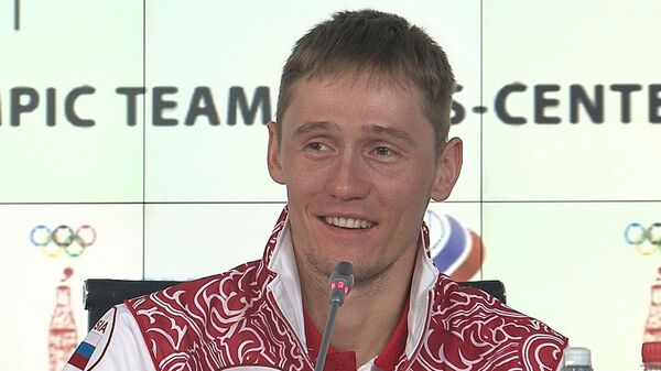 Лыжник Крюков признался, кому посвятил серебро ОИ-2014 в командном спринте