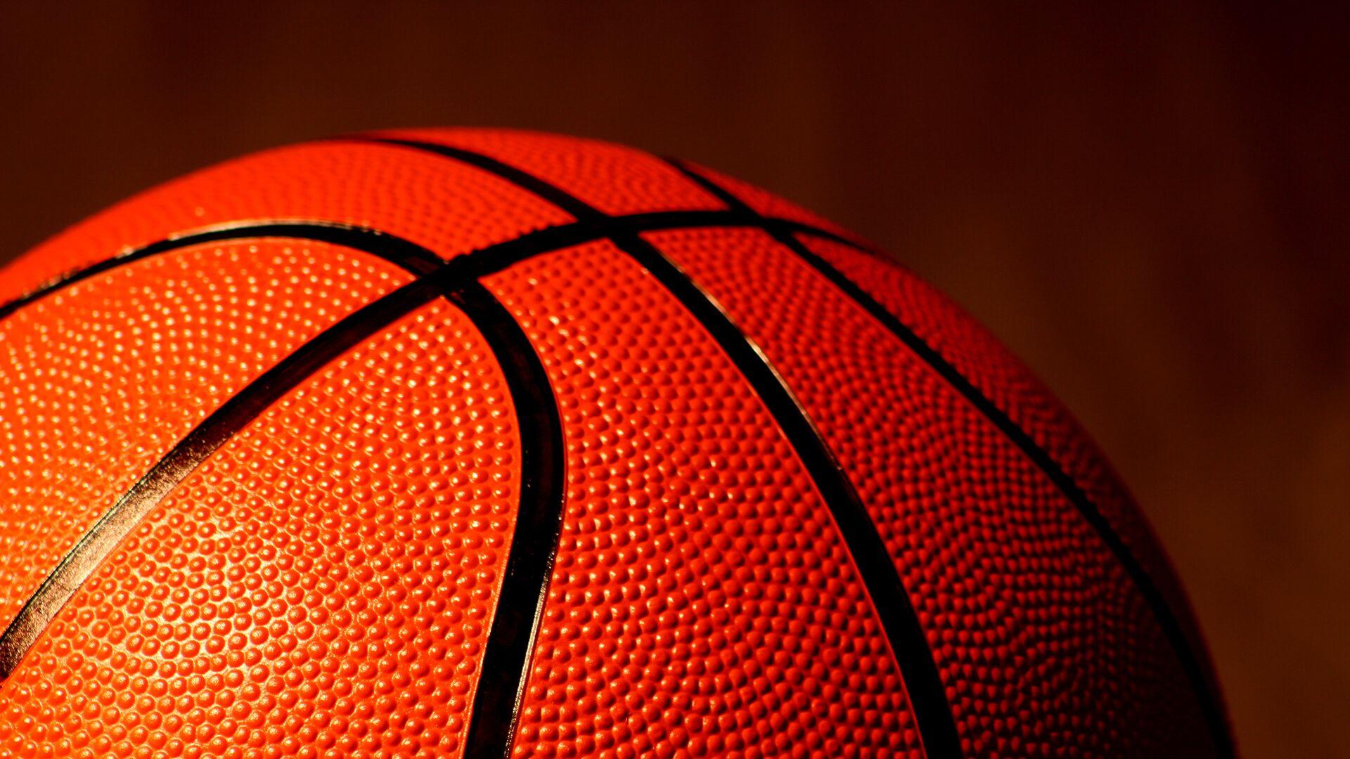 Баскетбольный мяч. - РИА Новости, 1920, 03.03.2021