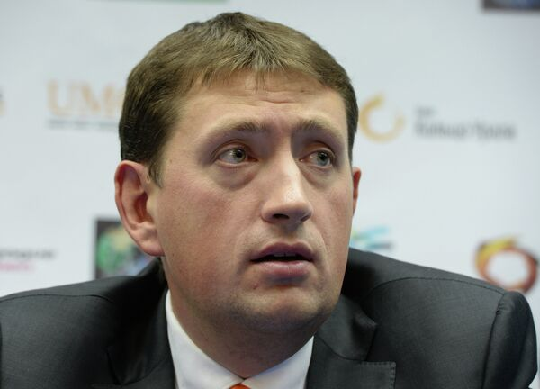 Максим Рябков