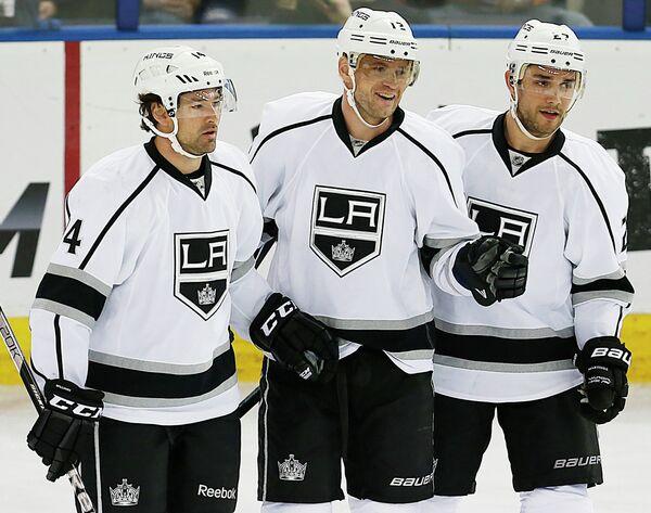 Хоккеисты Лос-Анджелеса