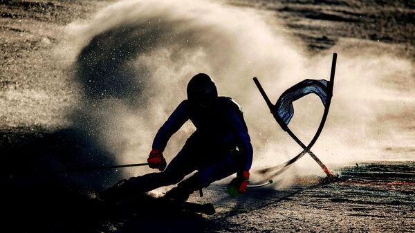 Горнолыжный спорт. Чемпионат мира. Мужчины. Гигантский слалом
