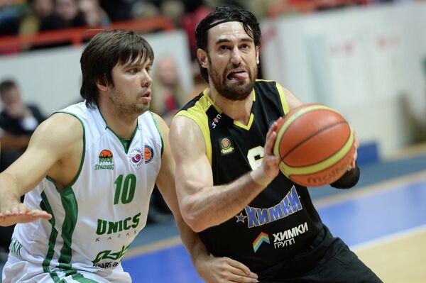 Павел Сергеев (слева) и Марко Попович