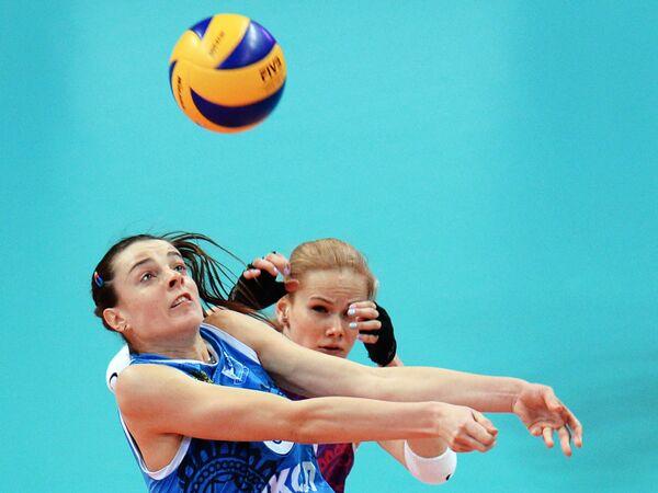 Яна Щербань (слева) и Светлана Крючкова