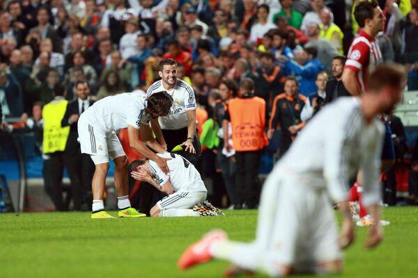 Футболисты Реала