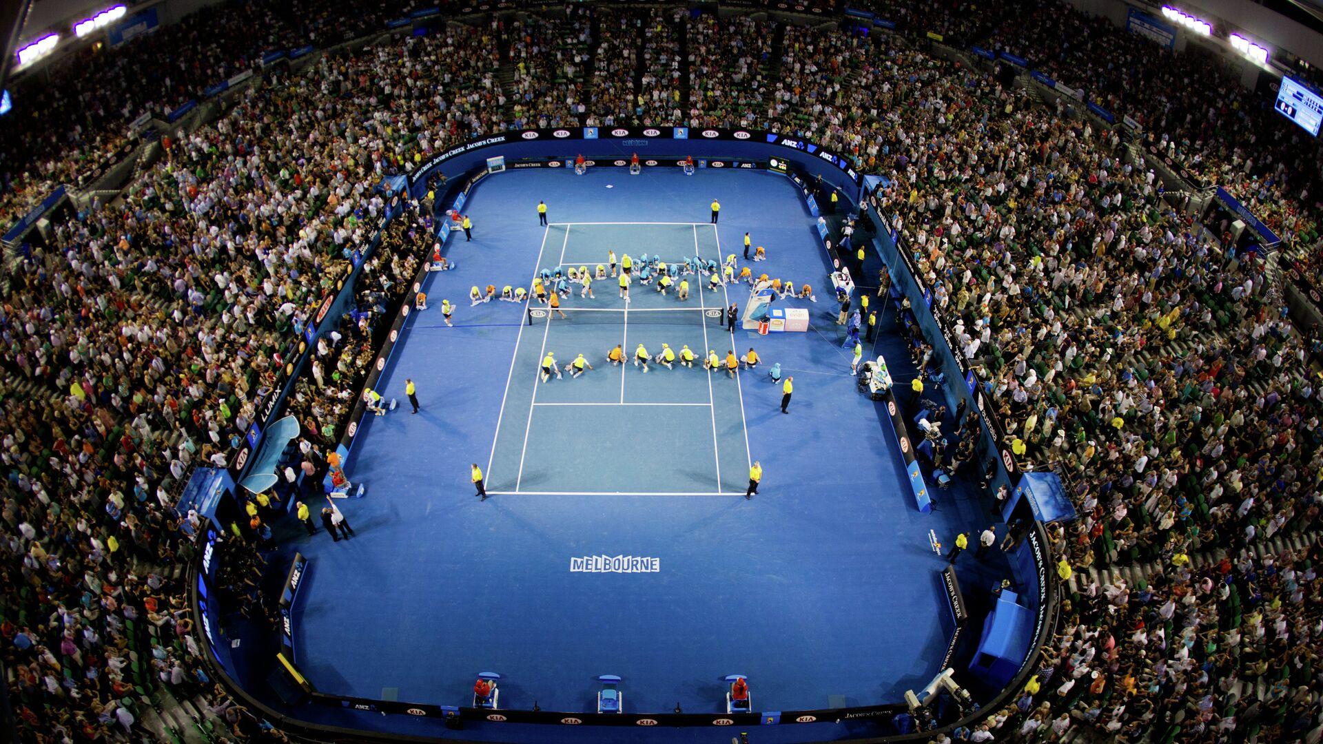 Теннис. Открытый чемпионат Австралии - 2012. Четырнадцатый день - РИА Новости, 1920, 26.01.2021