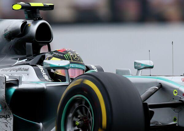 Нико Росберг на Гран-при Германии