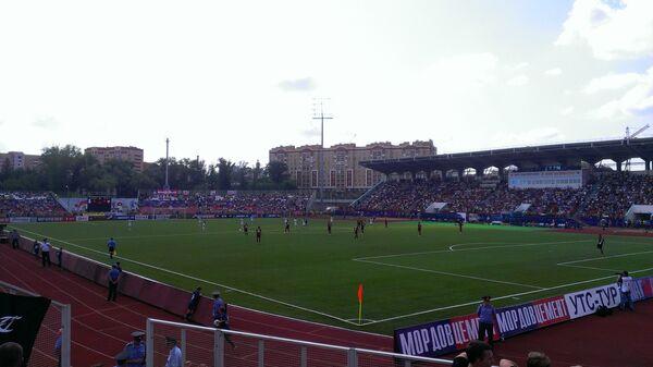 Стадион ФК Мордовия в Саранске