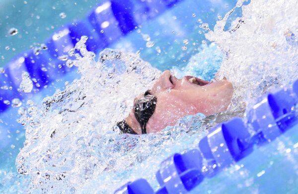 Российская спортсменка Дарья Устинова