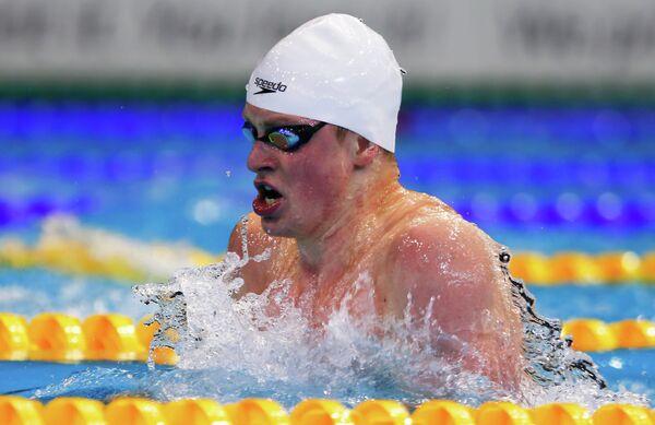 Британский пловец Адам Пити