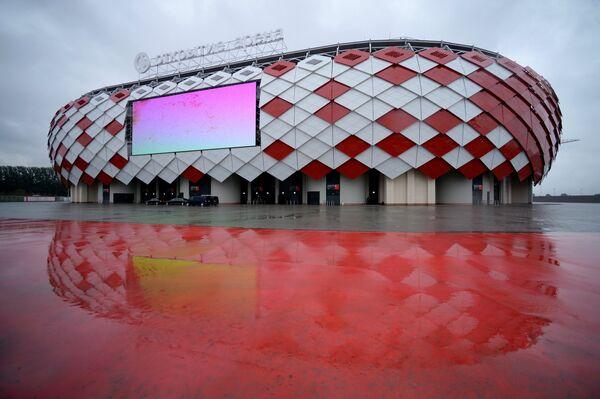 Открытие стадиона Спартака Открытие Арена