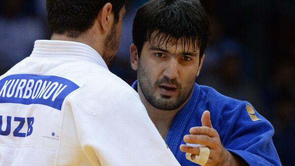 Тагир Хайбулаев (справа) и Соиб Курбонов