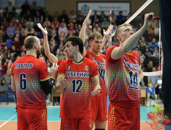 Волейболисты Губернии