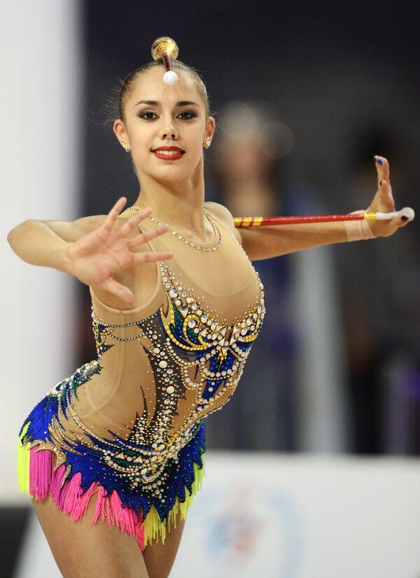 Художественная гимнастика. Маргарита Мамун