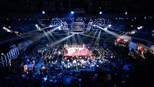 Бокс. Поединки за звания чемпионов по версии WBA и WBC