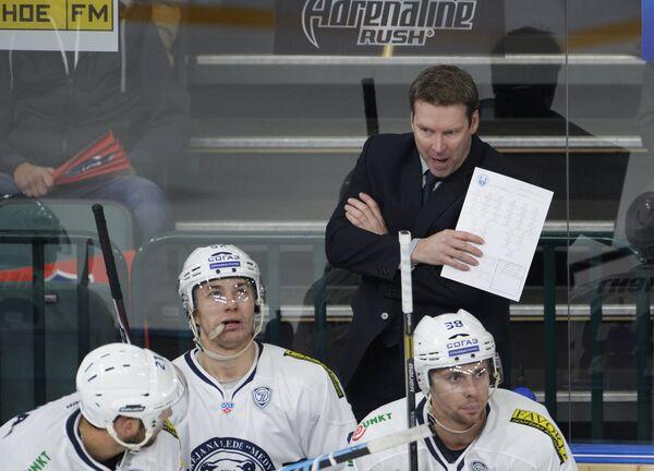 Исполняющий обязанности главного тренера Медвешчака Дин Федорчук