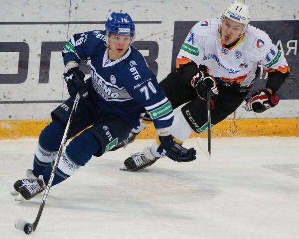 Глеб Корягин (слева) и Сергей Купцов