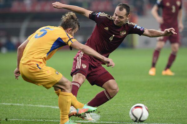 Ион Жардан (слева) и Сергей Игнашевич