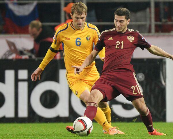 Юлиан Ерхан (слева) и Алексей Ионов