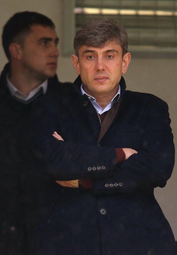 Президент и владелец ФК Краснодар Сергей Галицкий