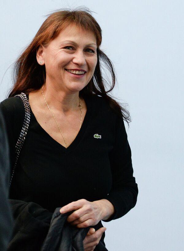 Тренер Марина Зуева