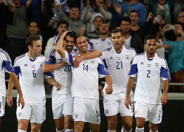 Сборная Израиля по футболу