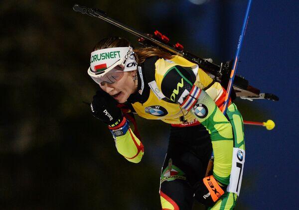 Дарья Домрачева (Белоруссия)