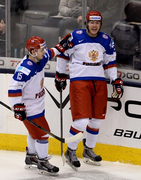 Анатолий Голышев (слева) и Александр Дергачев
