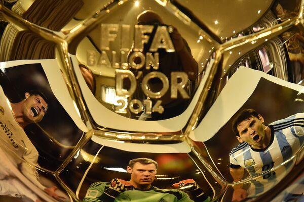 Золотой мяч ФИФА
