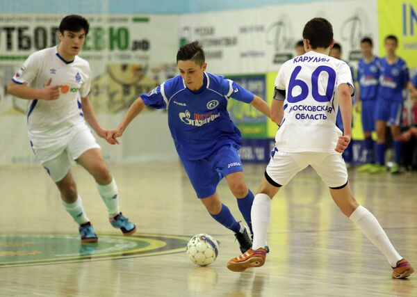 Игрок мини-футбольного клуба Газпром-Югра