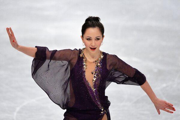 Елизавета Туктамышева (Россия)
