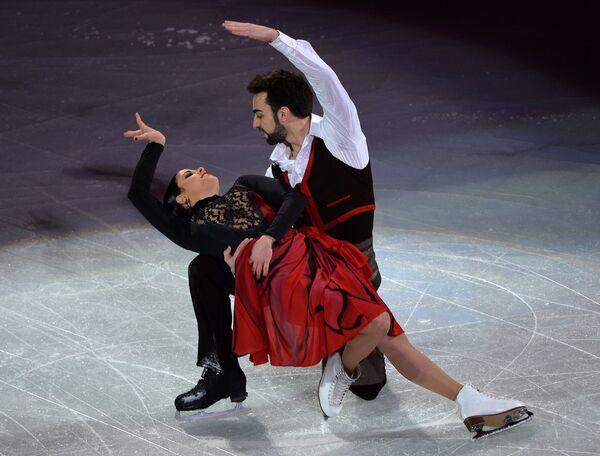 Сара Уртадо и Адриа Диас (Испания)