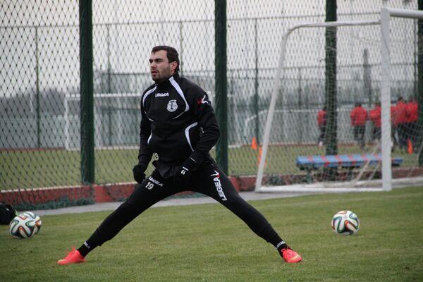 Сергей Зенёв