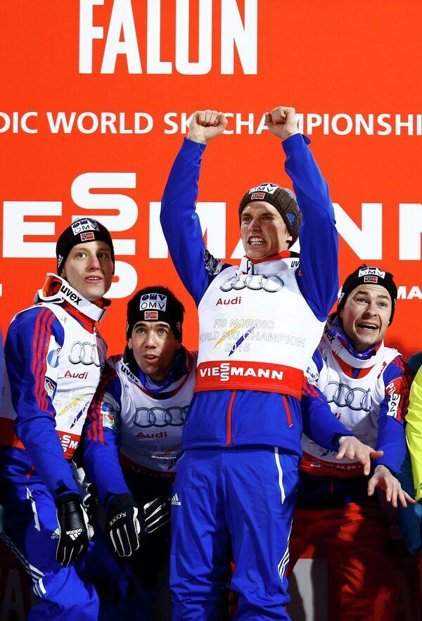 Мужская сборная Норвегии по прыжкам на лыжах с трамплина