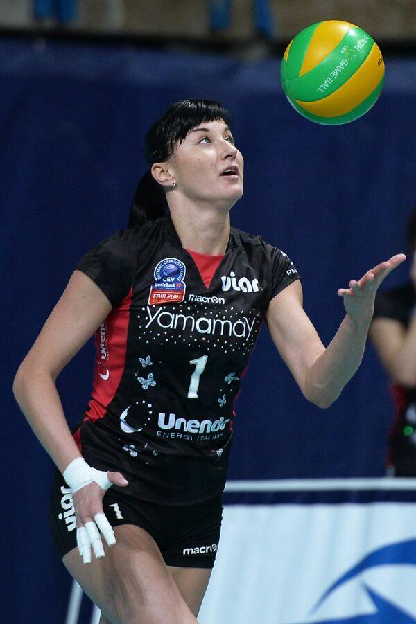 Екатерина Любушкина (Богачёва)