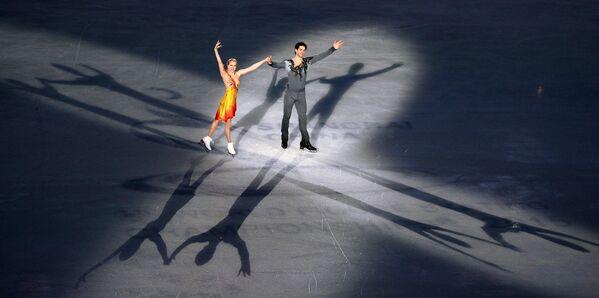 Кейтлин Уивер и Эндрю Поже (Канада)