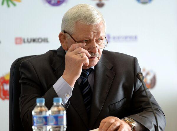 Президент Международного комитета спорта глухих (МКСГ) Валерий Рухледев