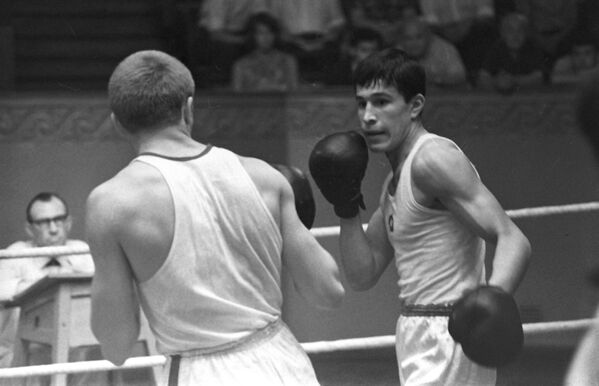 Владимир Судаков (слева) и Александр Лебедев