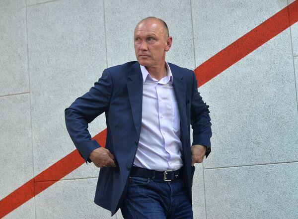 Генеральный директор ФК Спартак Сергей Родионов