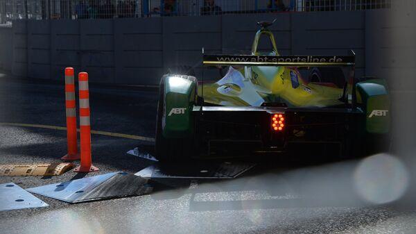 Болид команды Формулы Е