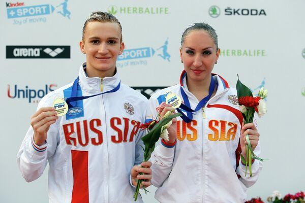 Дарина Валитова и Александр Мальцев (Россия)