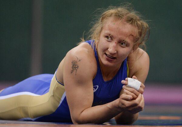 Валерия Лазинская (Россия)